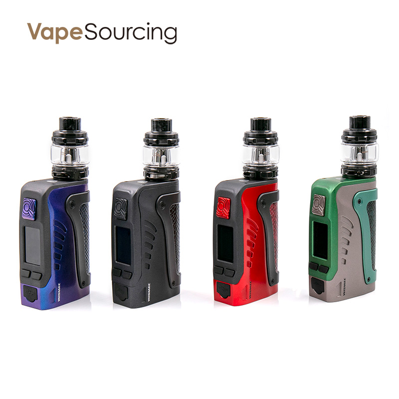 Wismec Reuleaux Tinker 2 Waterproof Kit 200W