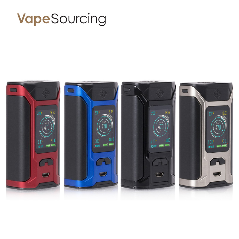 Wismec SINUOUS RAVAGE230 TC Mod