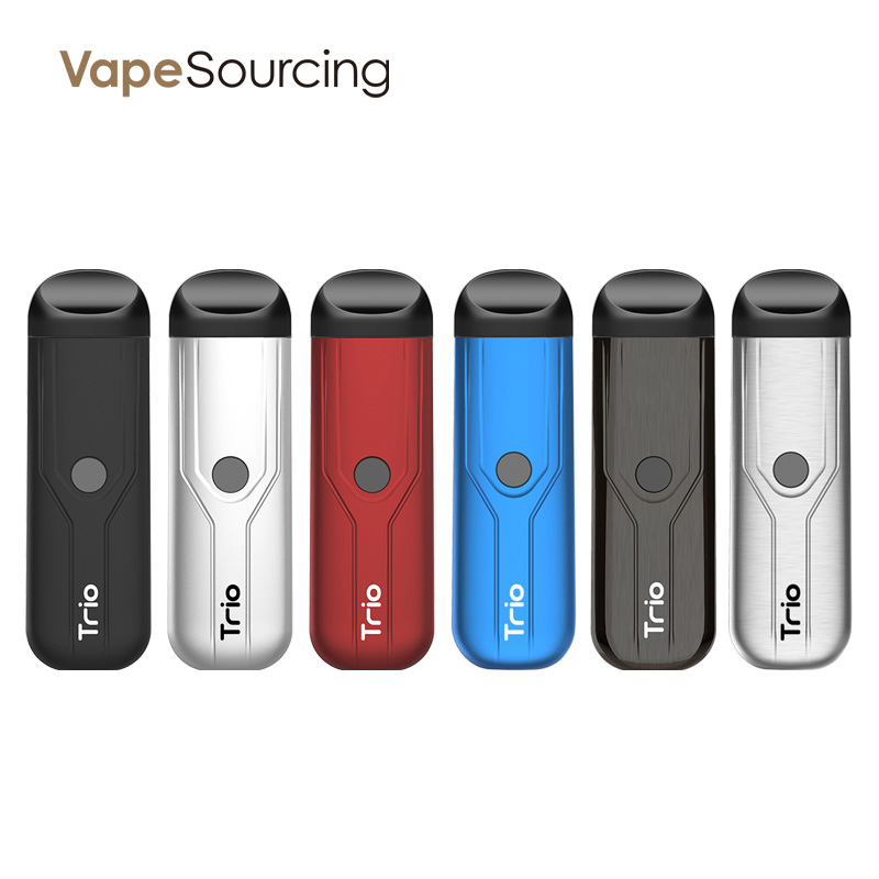 Yocan TRIO 3-in-1 Pod System Kit 550mAh