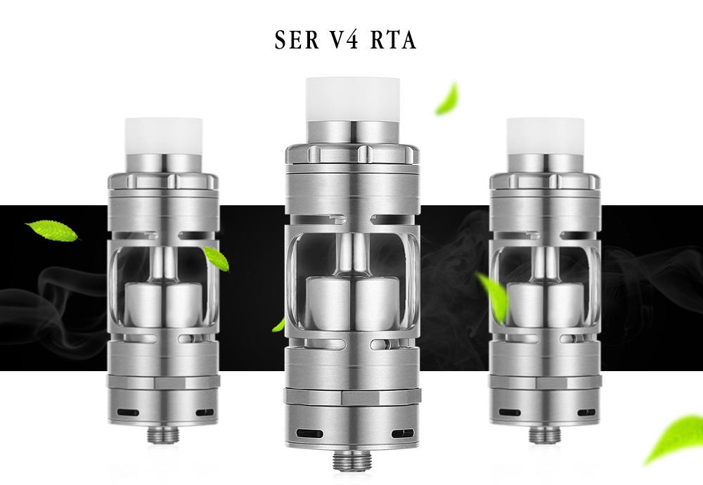 SER V4 RTA Atomizer