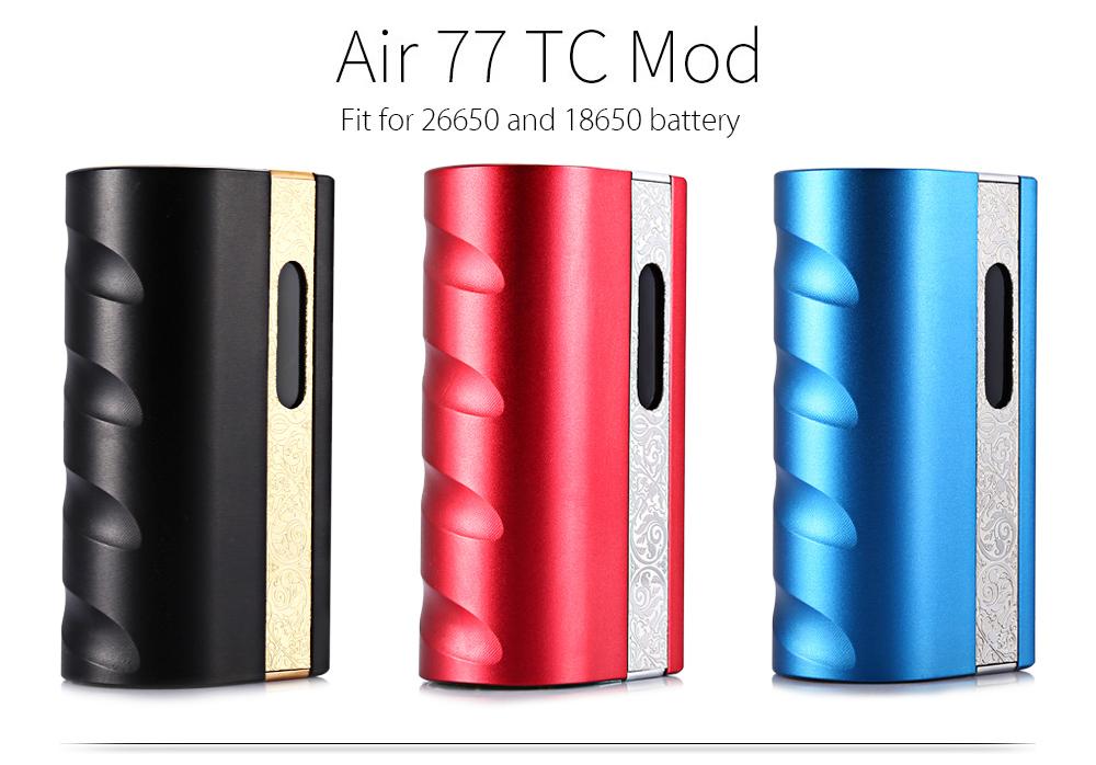 smokjoy air 77w tc box mod