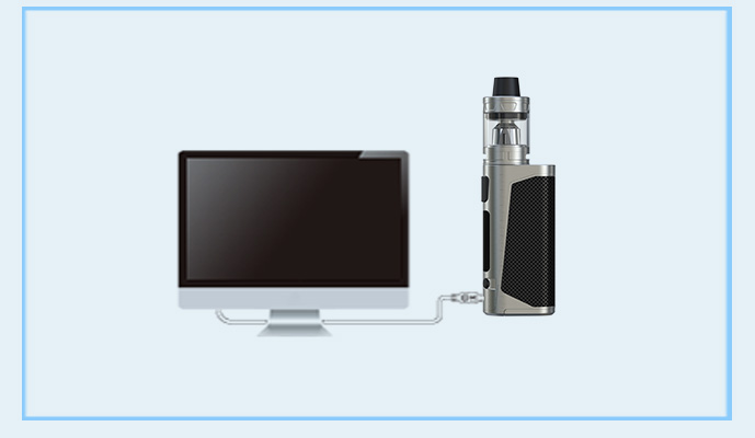 Joyetech Vic Primo Mini with ProCore Aries with high-rate 18650 cell