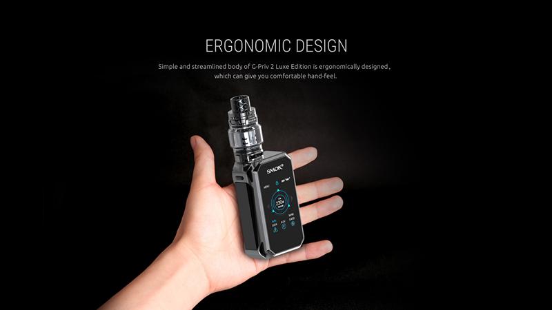 quality SMOK G-PRIV 2 Kit Luxe Edition