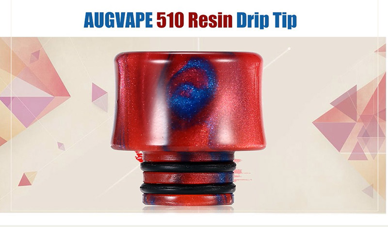 AUGVAPE 510 Resin Drip Tip