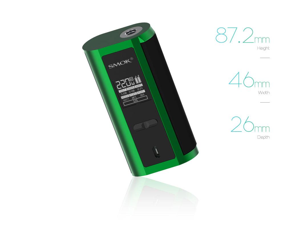 green GX2/4 Mod