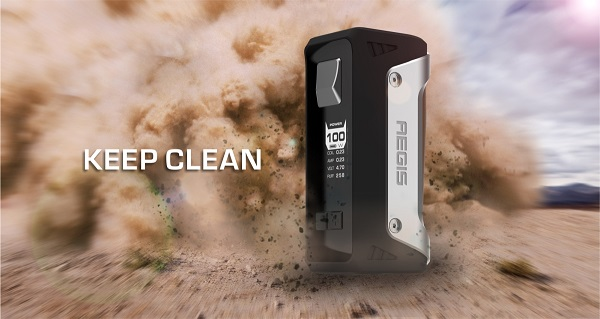 GeekVape AEGIS Box Mod Dustproof