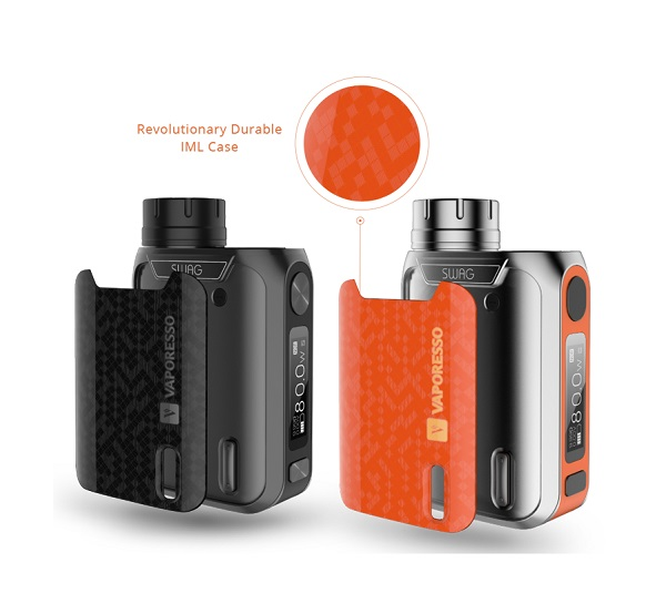 Vaporesso Swag with NRG SE Kit