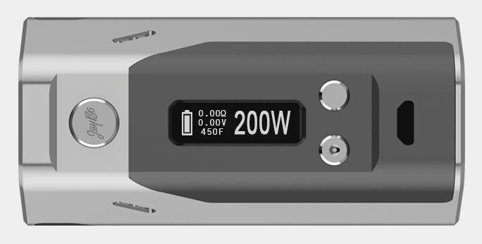 reuleaux 200W wiamec maxium output wattage