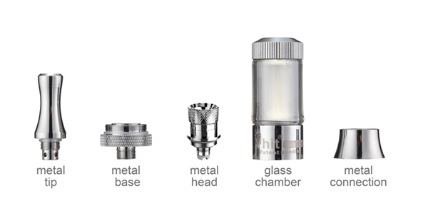 Seego Vhit Glacier Wax Atomizer in VapeSourcing