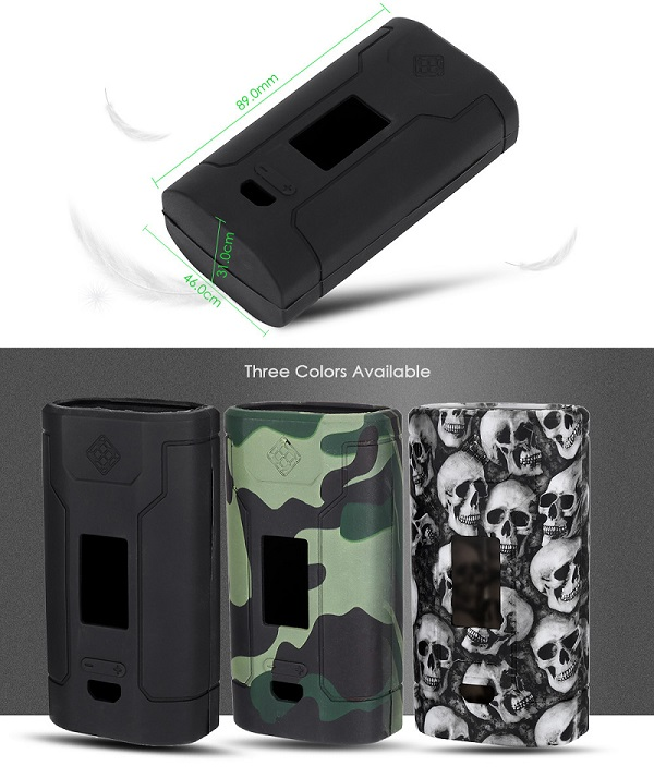 Sleeve Case for Wismec Predator 228