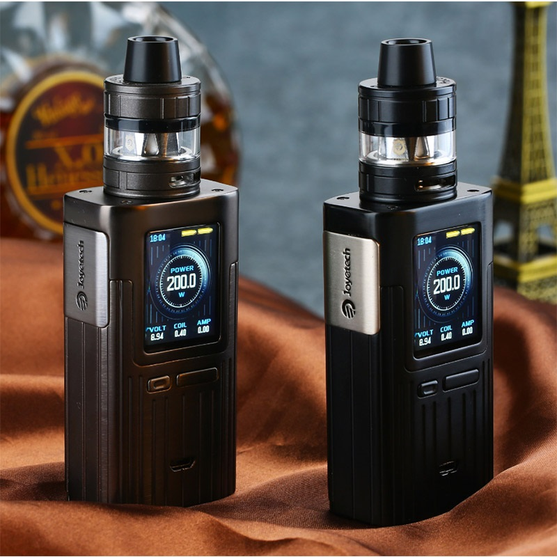 Joyetech ESPION kit review