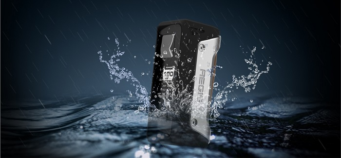 GeekVape AEGIS Box Mod Waterproof