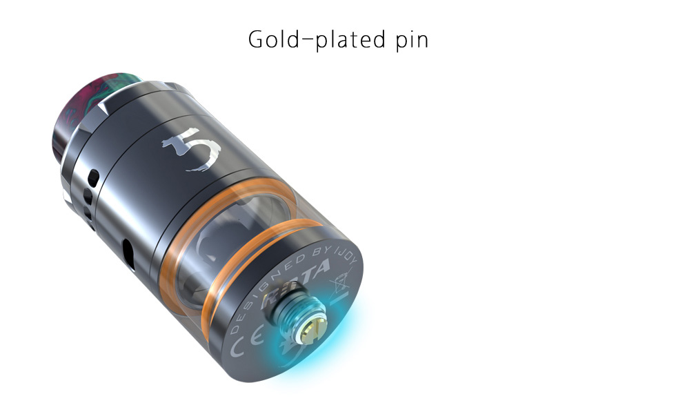 IJOY RDTA 5 review