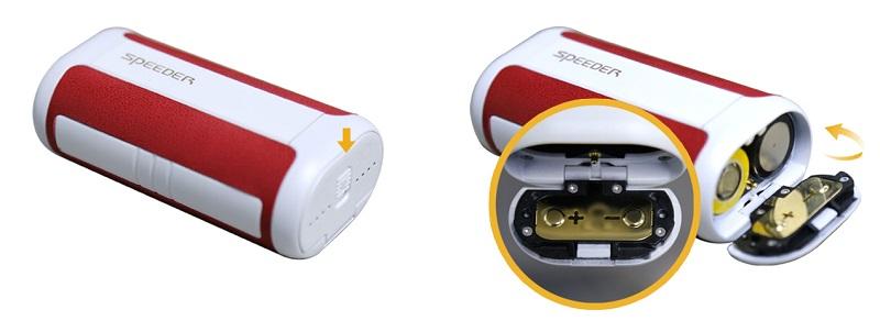 Aspire Speeder battery 200W