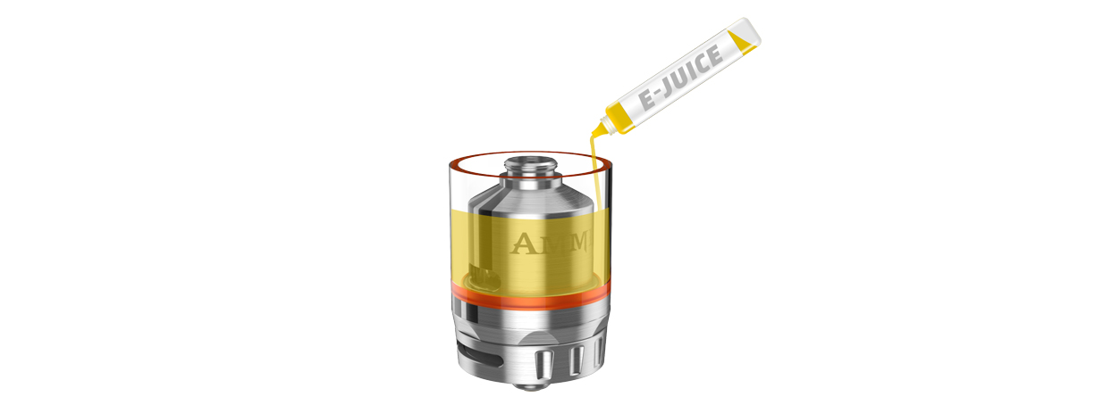buy Geekvape Ammit Dual Coil Version