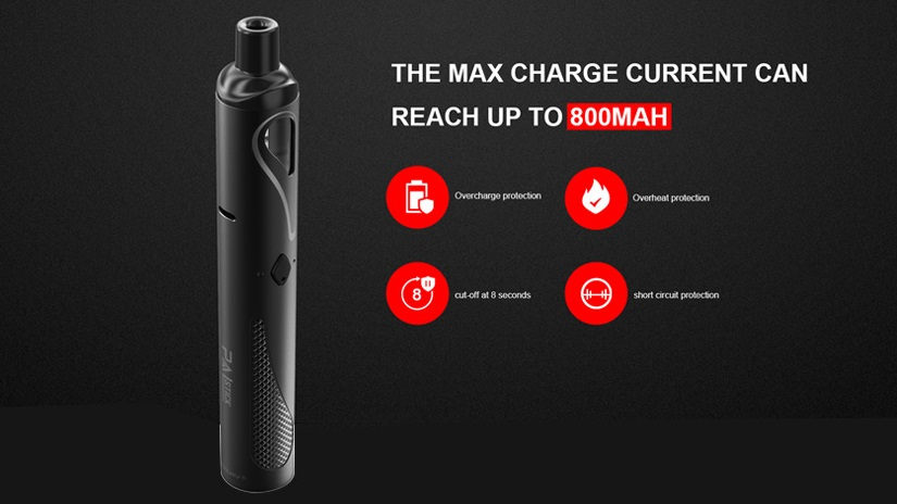 Artery PAL Stick AIO Starter Kit 750mAh Charge Current