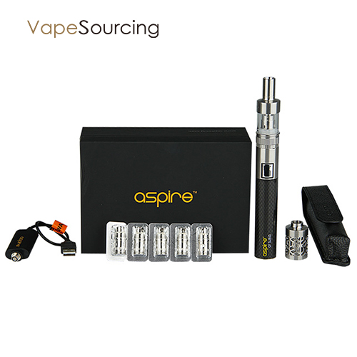 the aspire platinum kit comes with
