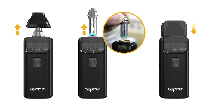 ASPIRE BREEZE 2 REVIEW AIO POD KIT