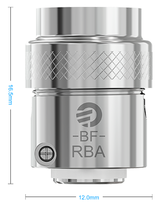 the parameter of joyetech BF RBA coils
