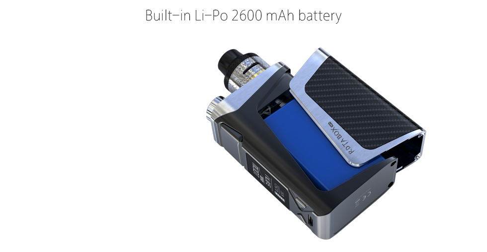 IJOY RDTA BOX MINI with battery