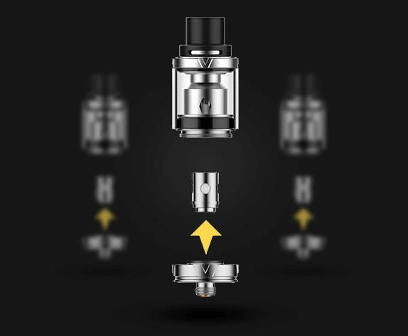 Vaporesso VECO Vape Tank in Vapesourcing