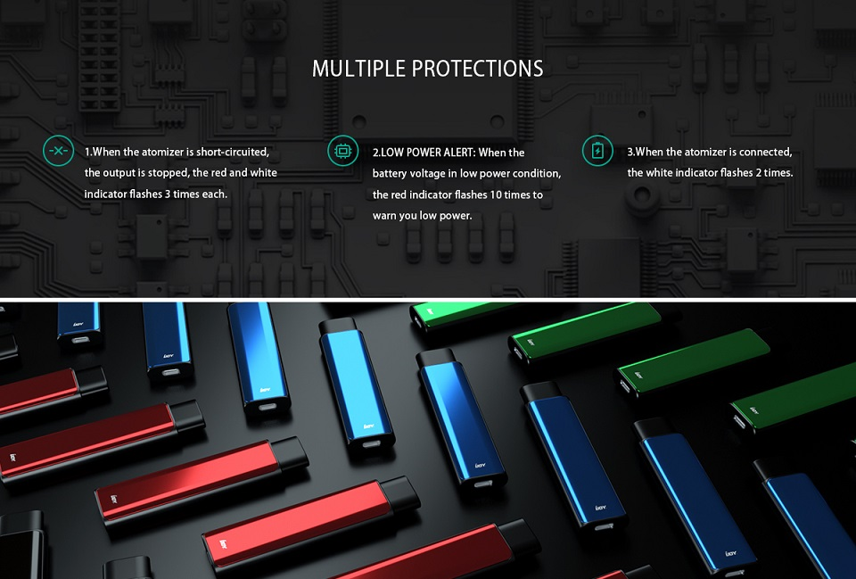 LUNA multiple protections
