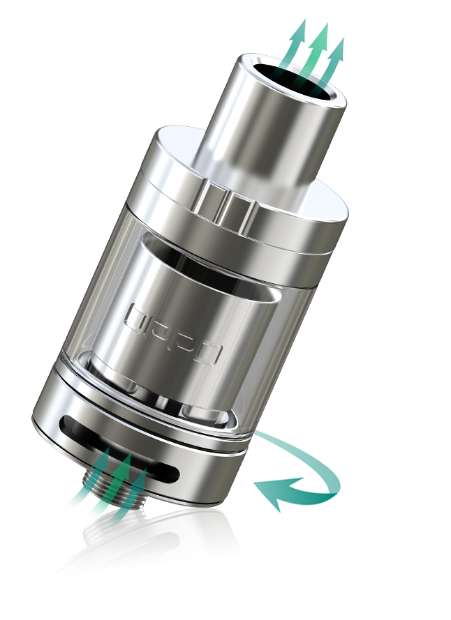 Eleaf OPPO RTA in VapeSourcing