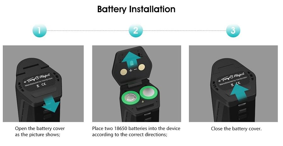 Kit Dual Dual Pulse baterías