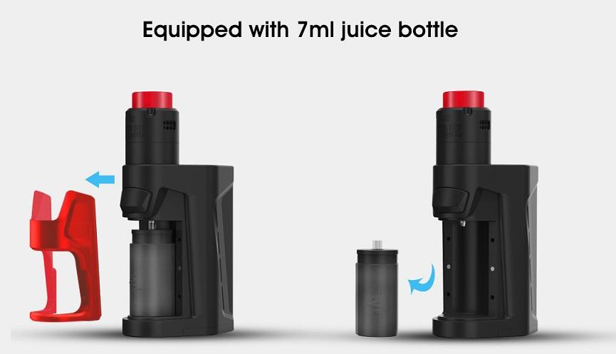Vandy Vape Pulse Dual con gran capacidad