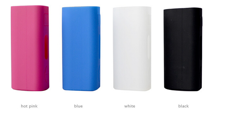 colorful iStick Silicone Skin