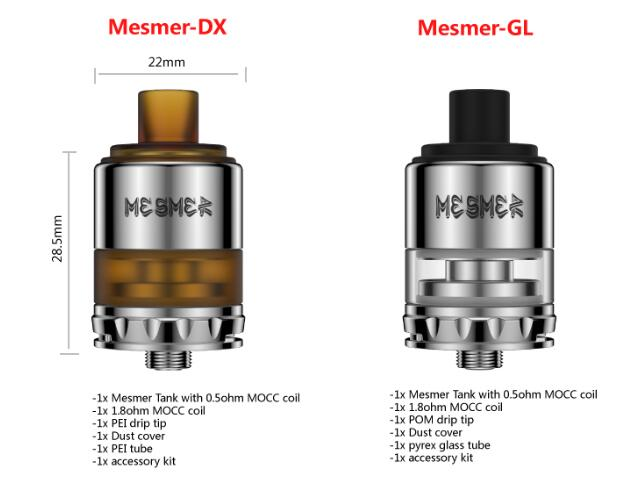 UD Mesmer in VapeSourcing
