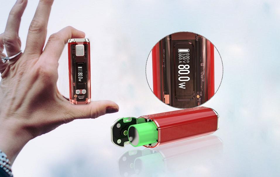 SINUOUS V80 kit