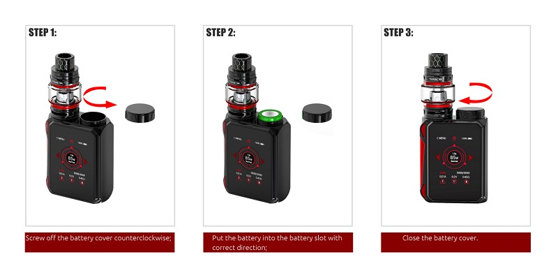 SMOK G-Priv Baby Kit review