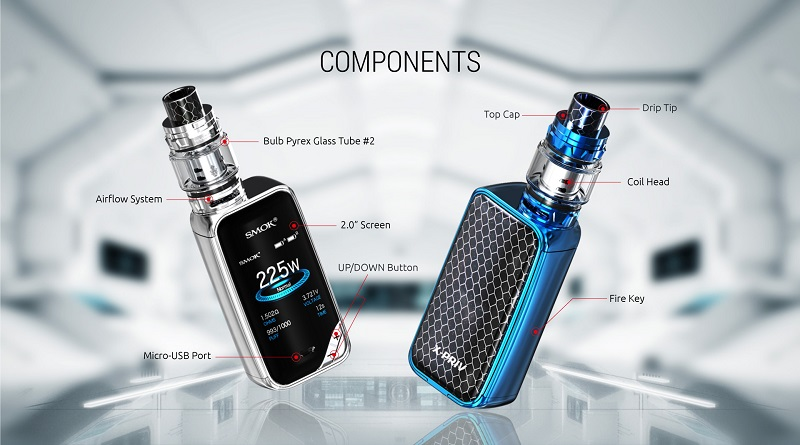 SMOK X-PRIV Kit with TFV12 Prince