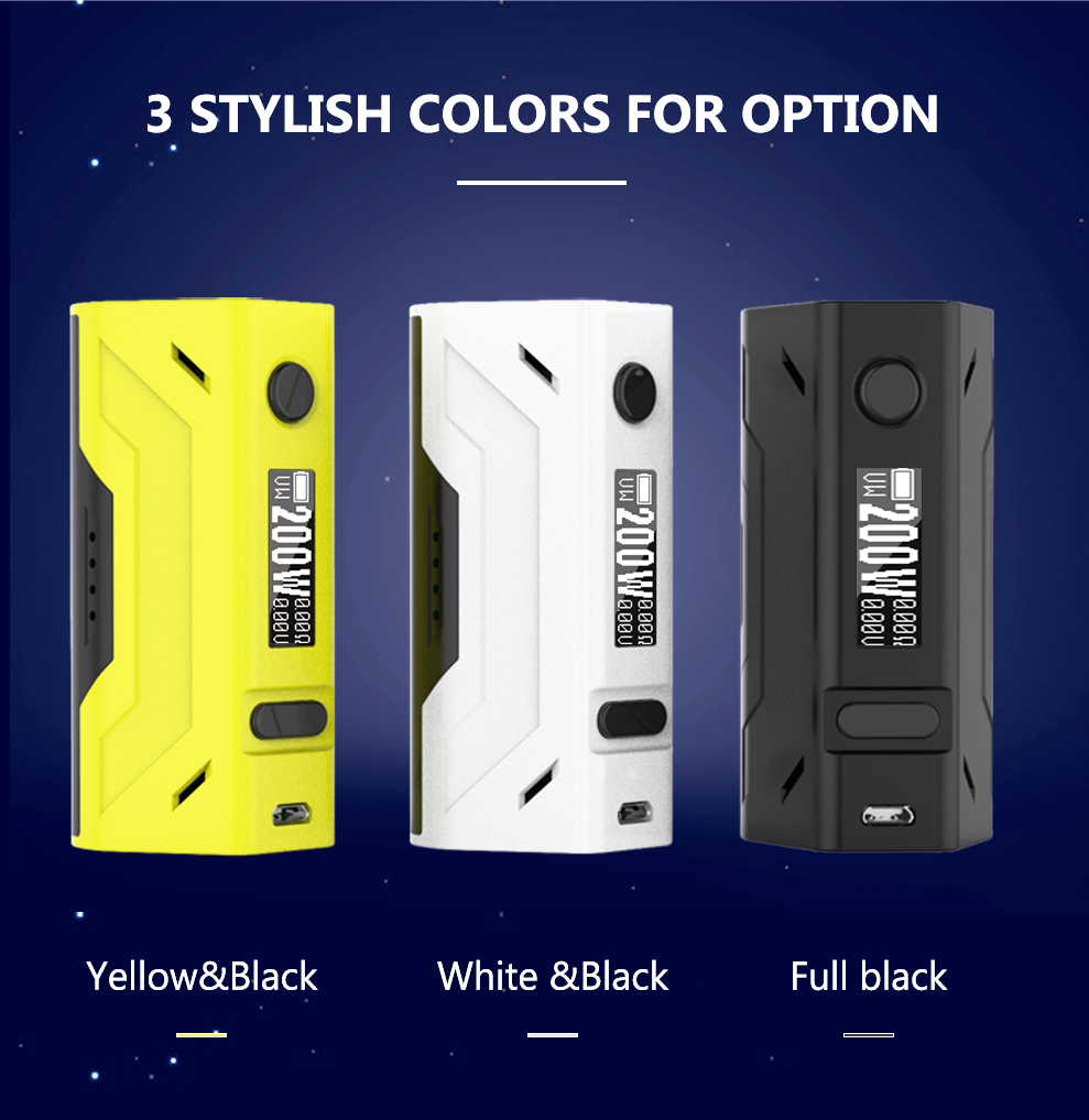 best Smoant Battlestar 200W TC Box Mod