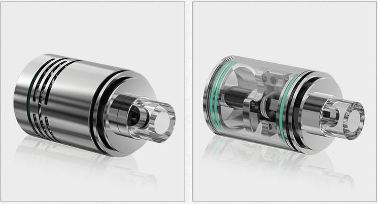 wismec theorem RTA optional atomizer tube in vapeosurcing