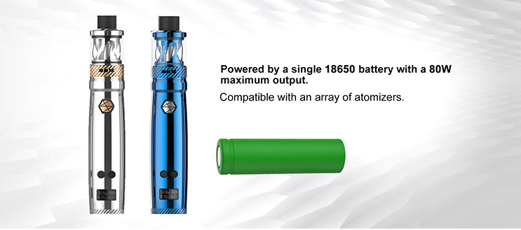 Uwell Nunchaku 80W Full Kit