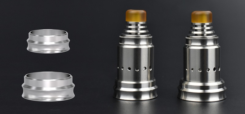Berserker MTL RDA REVIEW