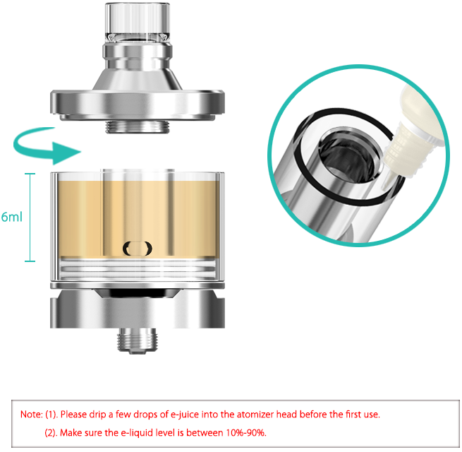 Wismec Vicino D30 Kit in VapeSourcing