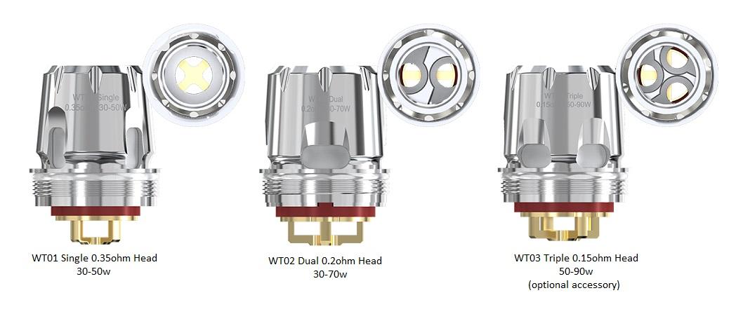 wt coils
