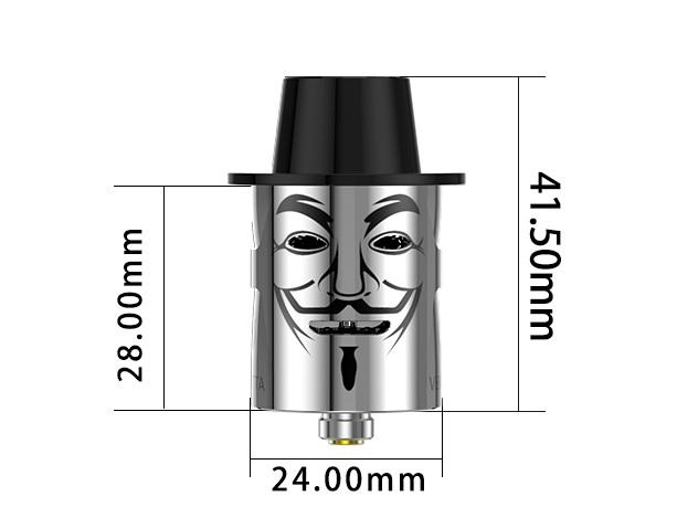 Fumytech Vendetta RDA
