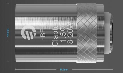 bf clapton coils for joyetech cubis tank