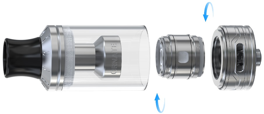 Joyetech ORNATE Atomizer head replacement