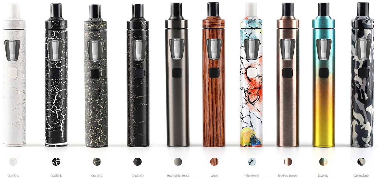 Joyetech ego aio Kit new color in vapesourcing