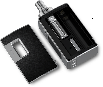 Detachable Magnetic Cover  and Replaceable Battery & Glass Tube