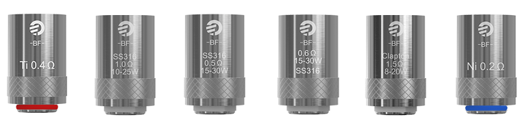 BF series coils for joyetech eVic-VTC Mini with cubis