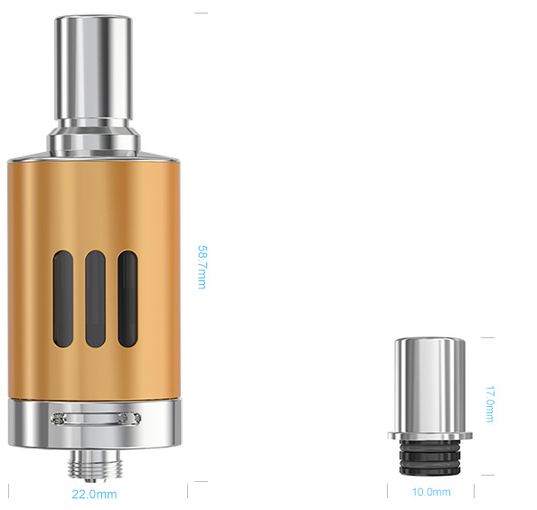 eGo ONE Mega VT Atomizer