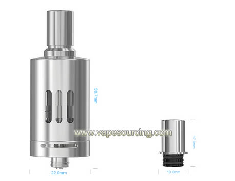 the ego one mega atomizer comes with