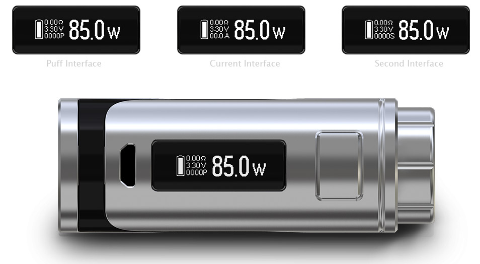 iStick Pico 25 with big screen