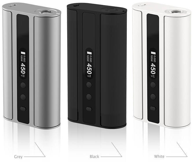The parameter of Eleaf istick TC 100W mod in vapesourcing